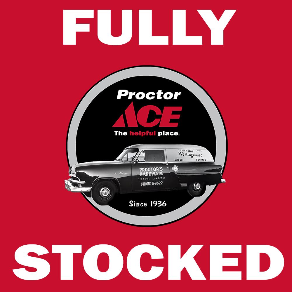 Fully Stocked Proctor Ace Car Photo Jacksonville florida