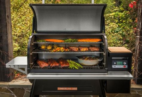 Traeger example available at Proctor Ace Hardware