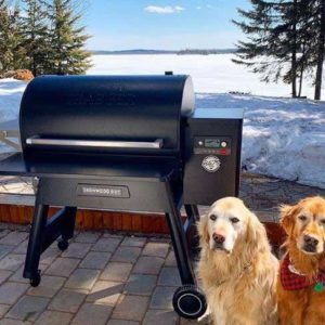 Traeger Grill Example sold at Proctor Ace Hardware