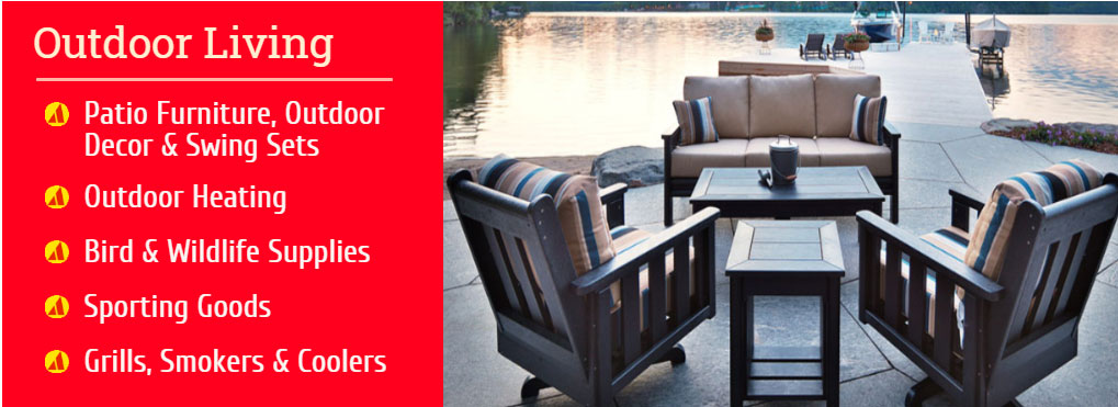 Proctor Ace - Department, Outdoor Furniture
