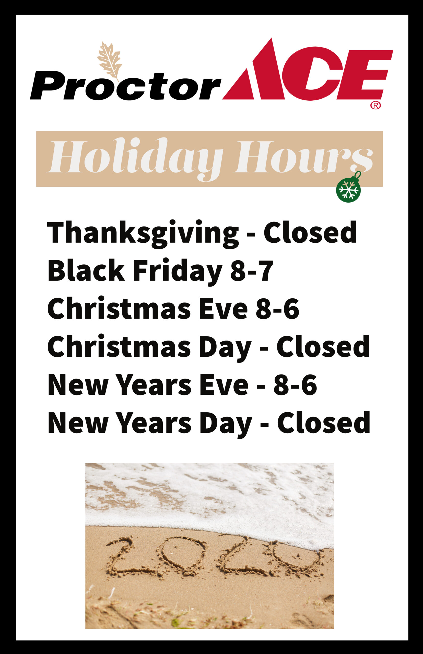 Holiday Hours Neptune 2020 C